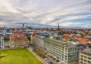 Vi starter fra Leipzig 12 april