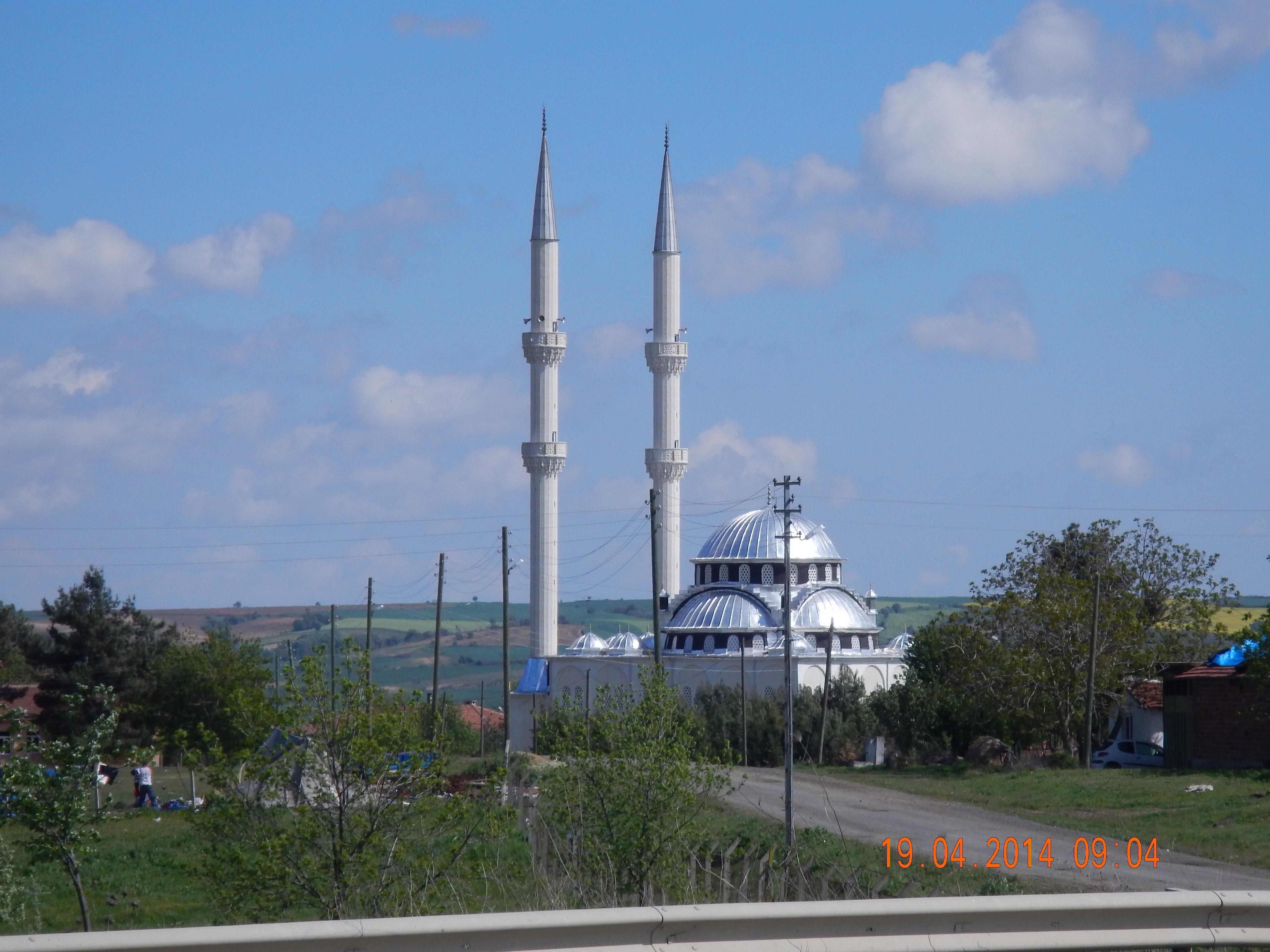 MOSKE LANGS VEIEN TIL ISTANBUL
