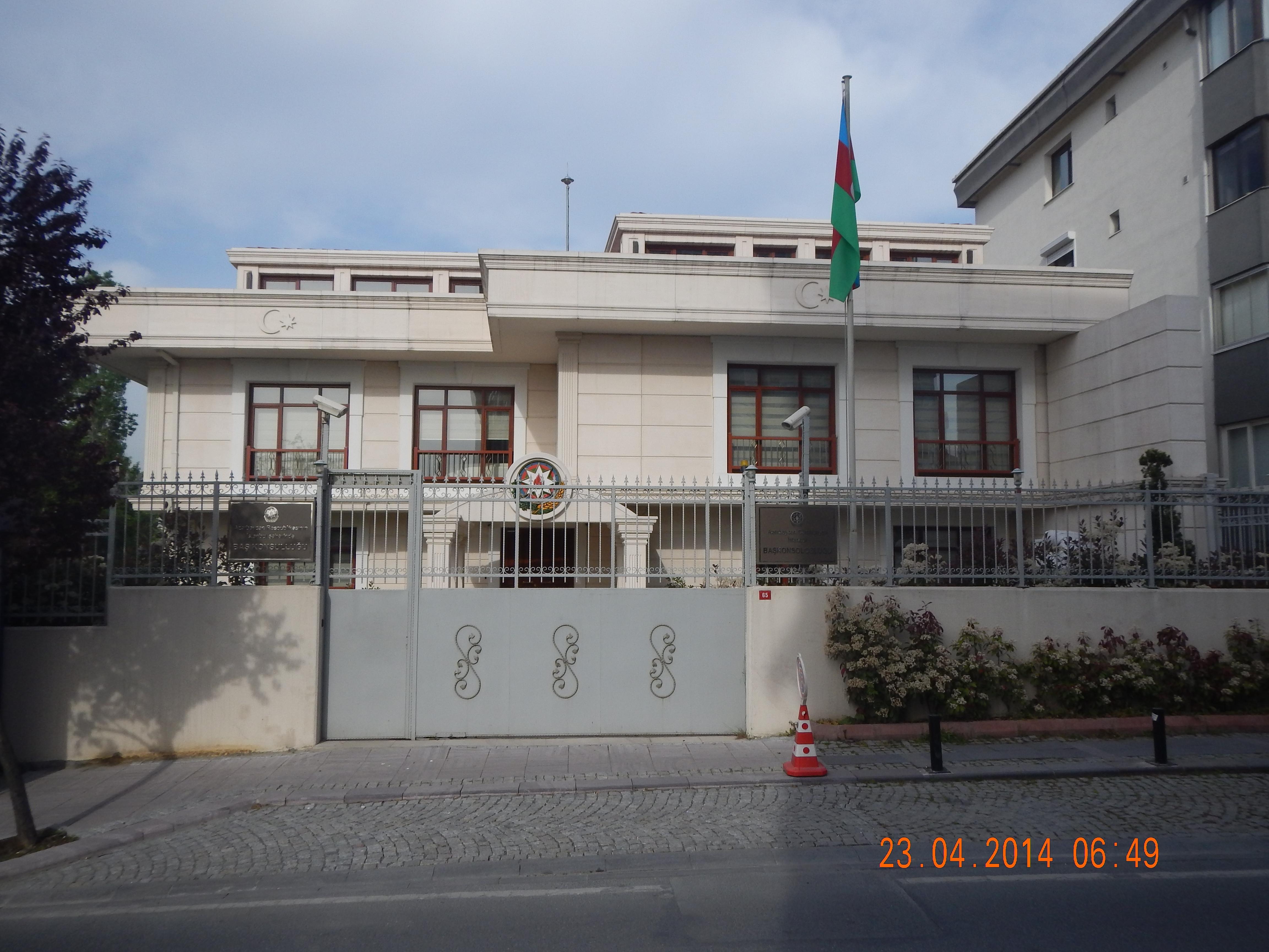 Aserbajdsjans ambassade