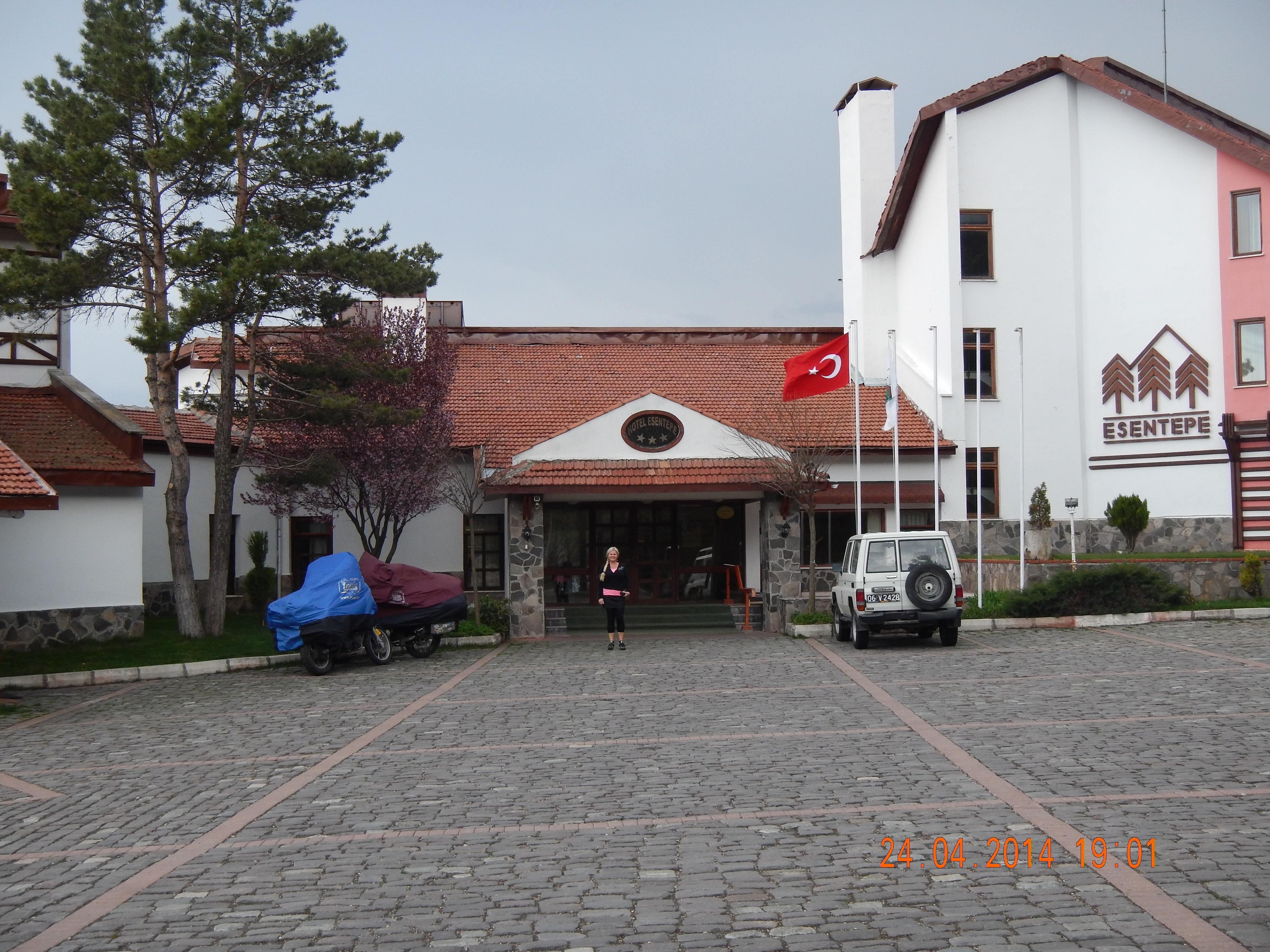 HOTEL ESETEPE