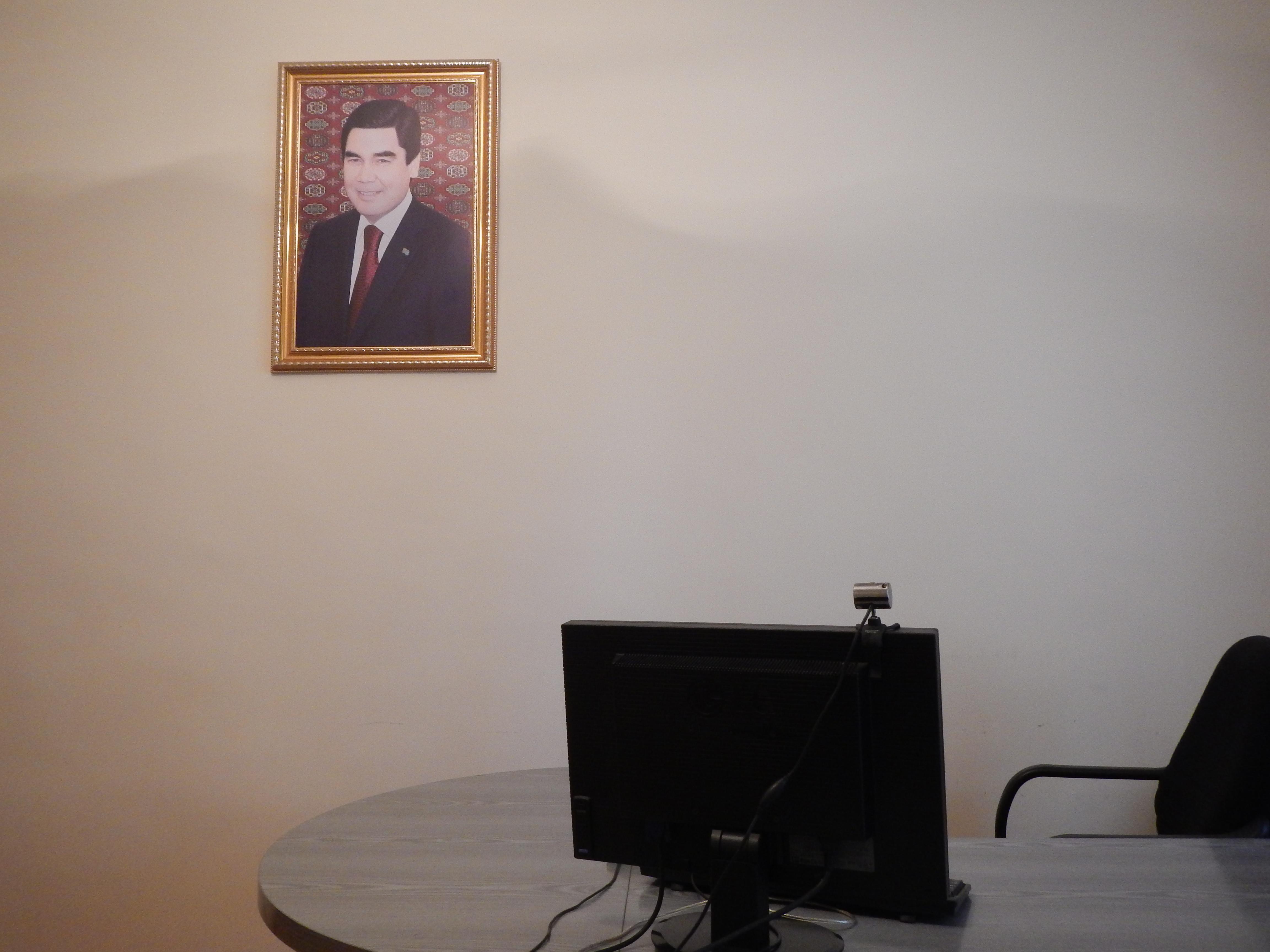 Gurbanguly Berdimuhammedov