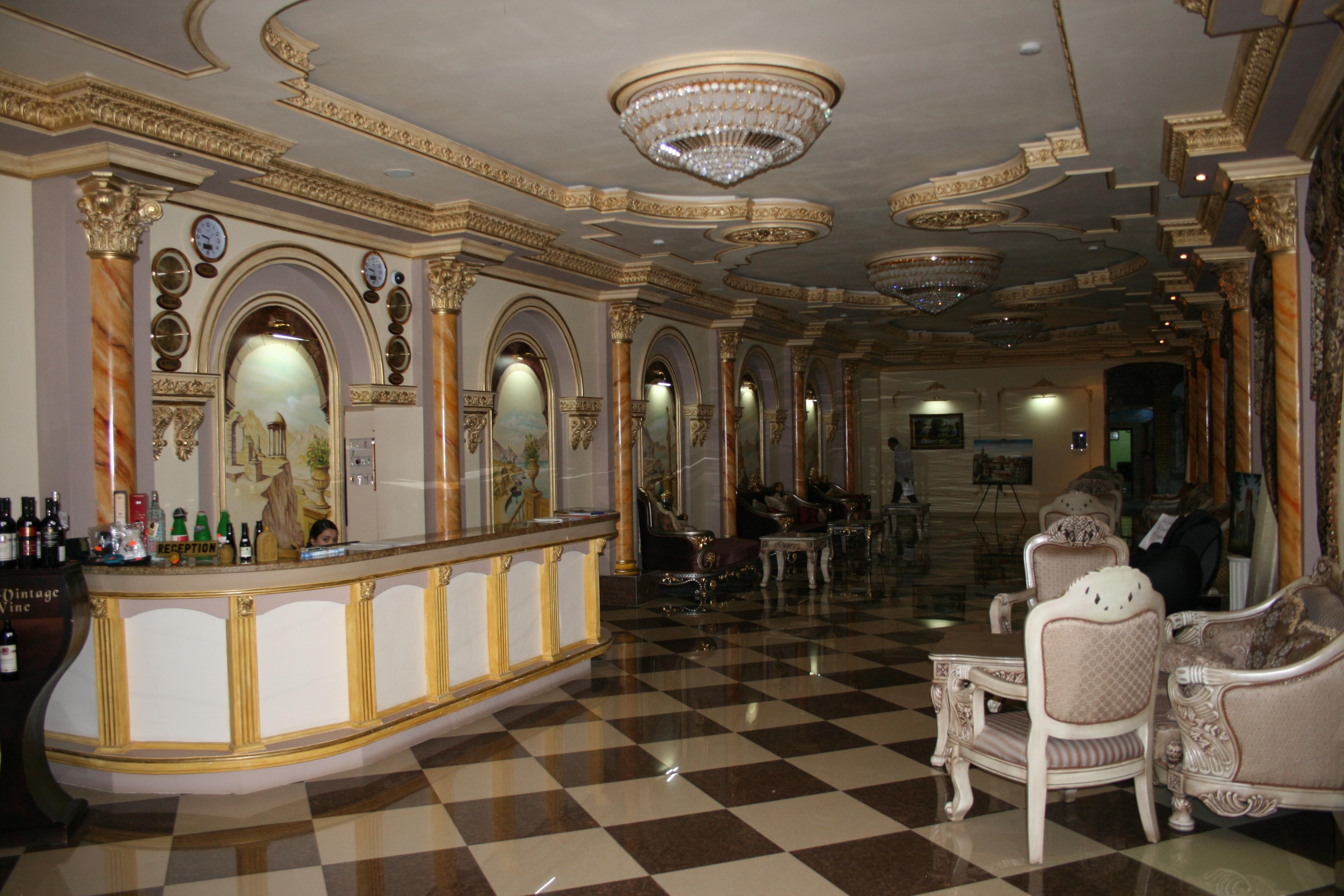 BORJOMI SPA PALACE HOTEL