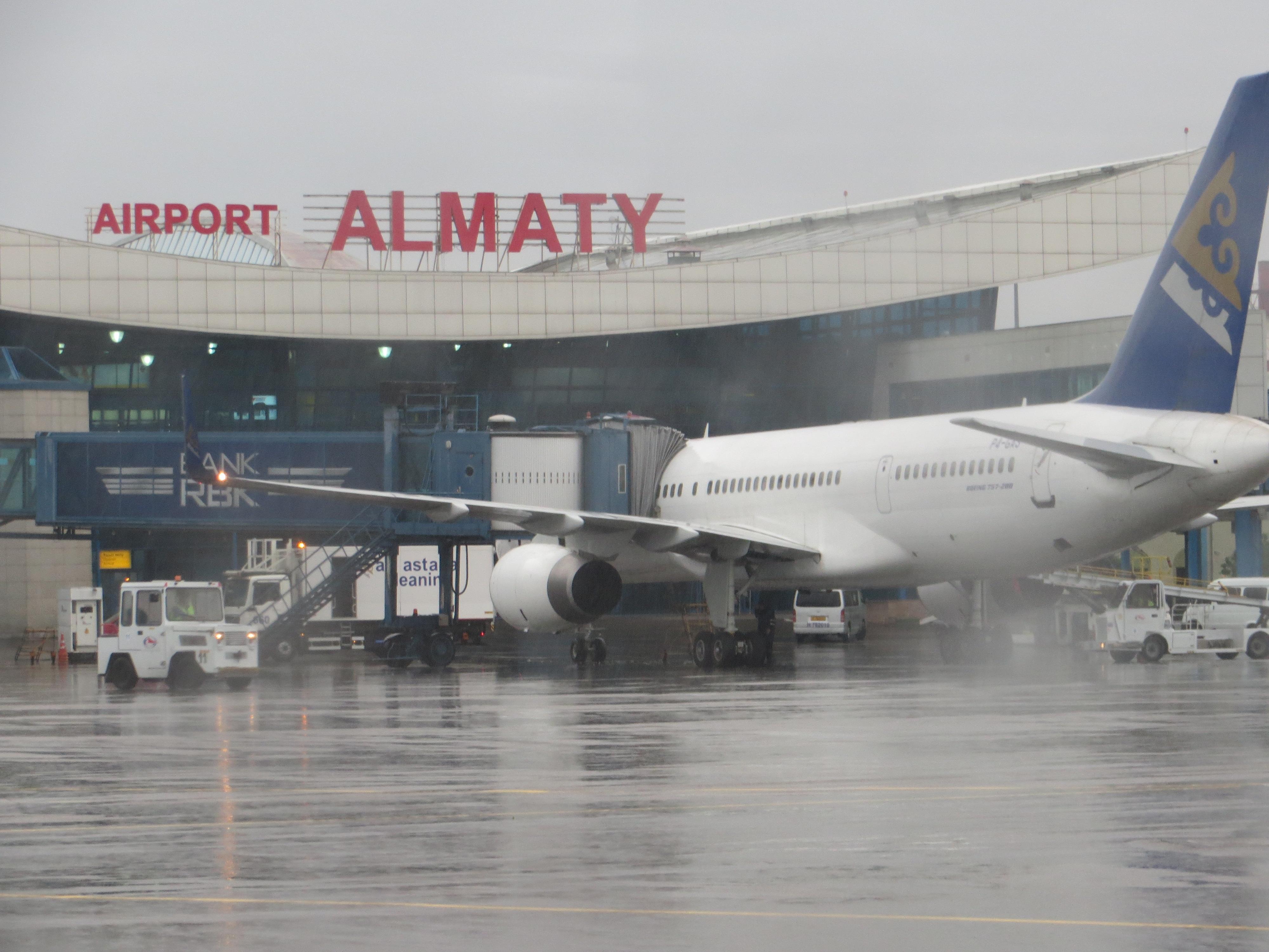 AIR ASTANA MED NY AIRBUS 320