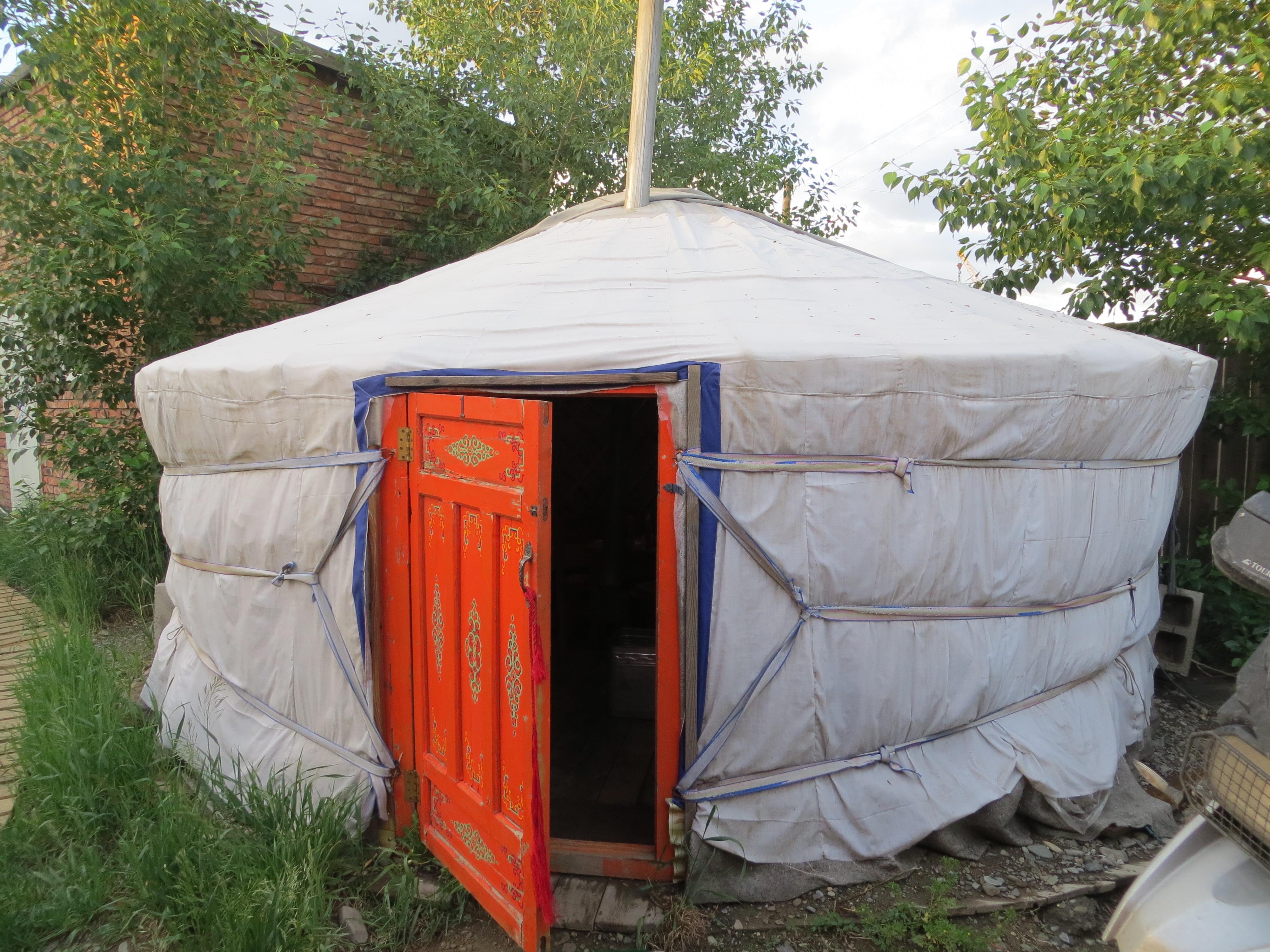 MONGOLSK GER