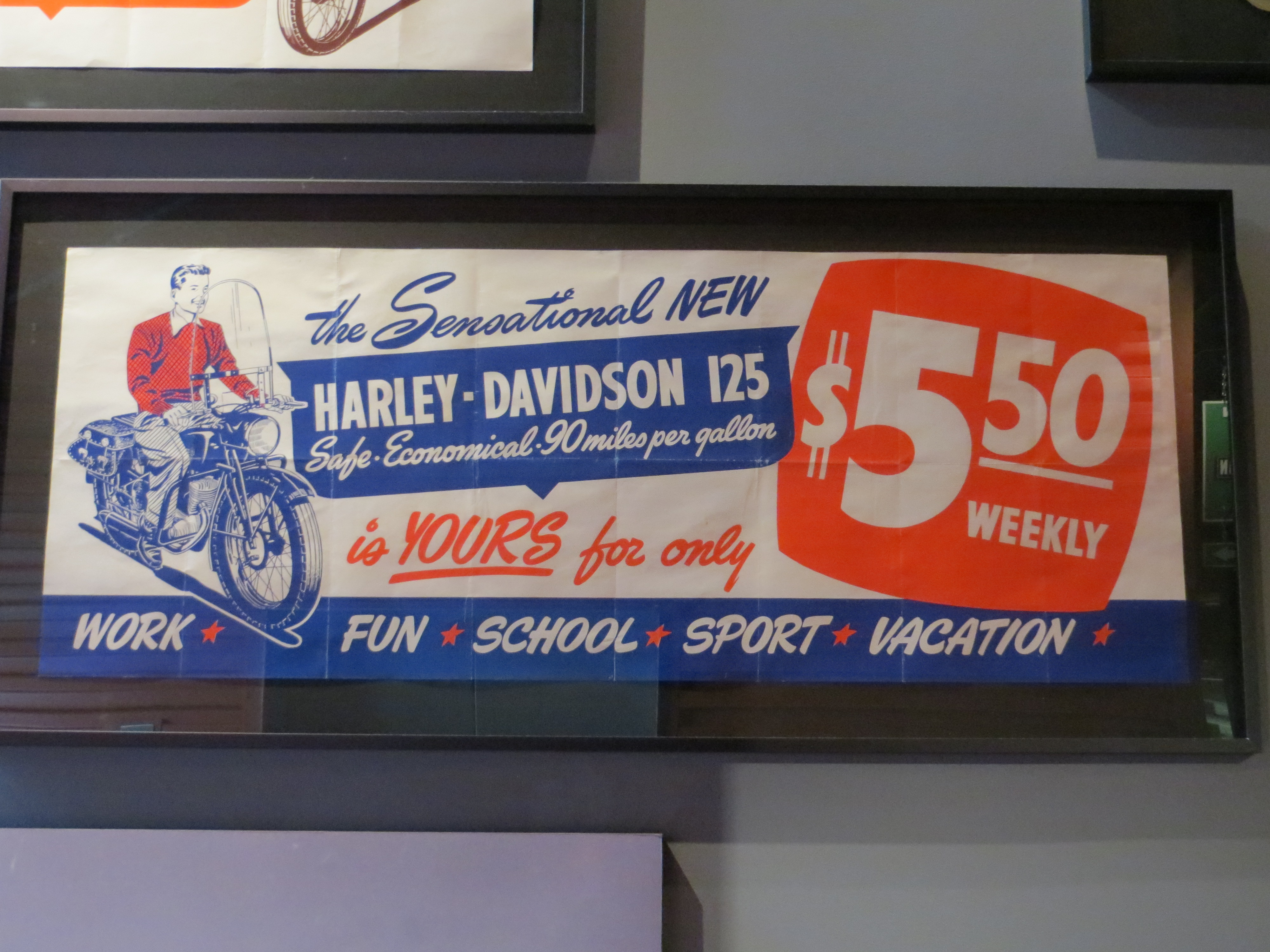HARLEY DAVIDSON-MUSEET