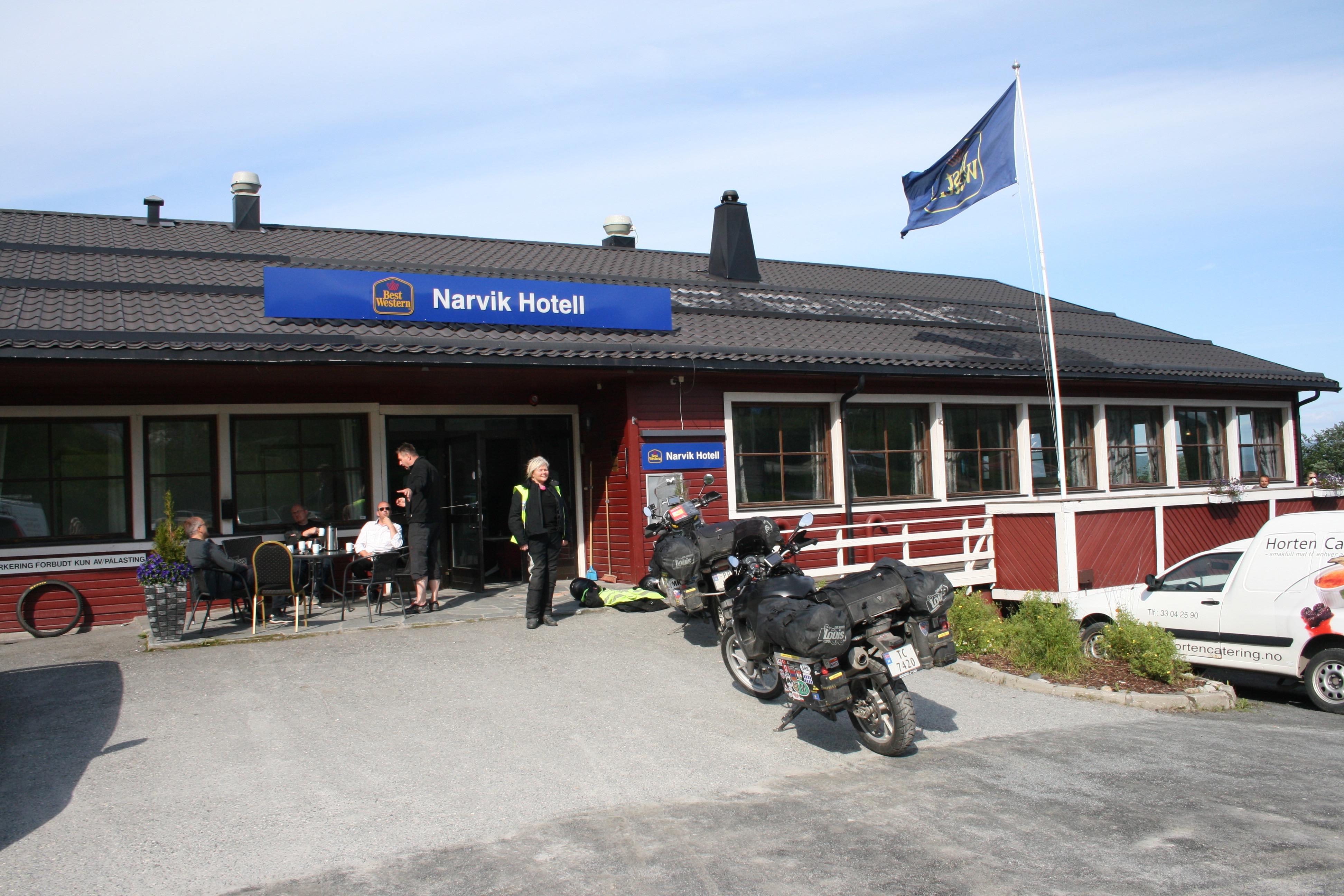 INNSJEKKING NARVIK HOTELL