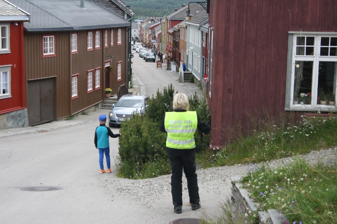 RØROS NORGES FINESTE BY ?
